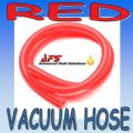Sample of Red Silicone Vacuum Tube